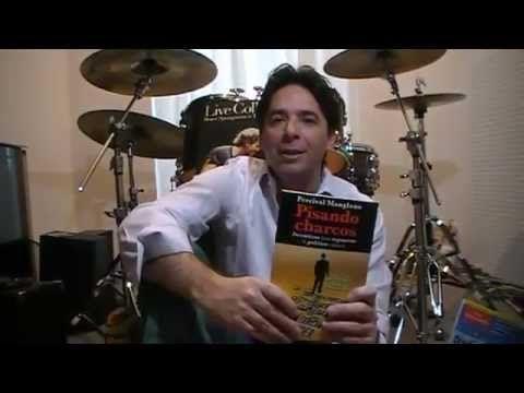 """El autor de """"Pisando charcos"""", Percival Manglano habla sobre su libro - YouTube"""
