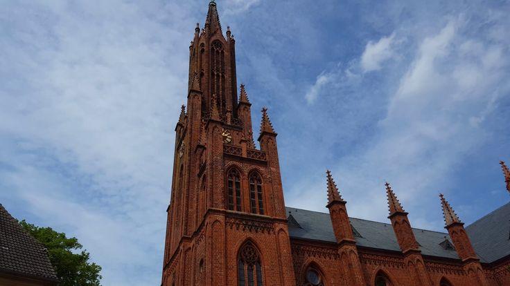 Die Klosterkirche in Malchow