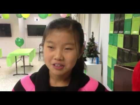 Kids love Genius Owl's Minecraft birthday parties. Book your party at http://geniusowl.ca