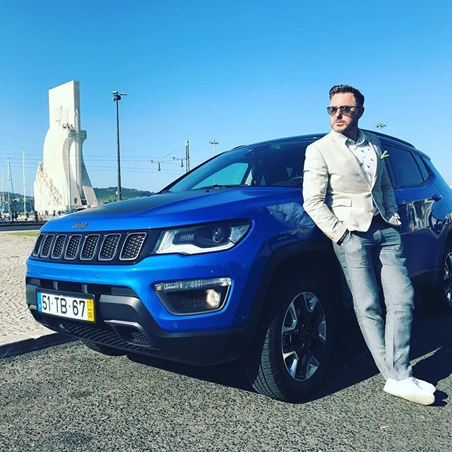 WEBSTA @ that_dapper_chap - Test driving the new @jeep Compass Trailhawk in Lisbon. Huge thanks to @jeep_uk for the experience.#recalculating #Jeep #JeepCompass #JeepTrailhawk #Lisbon #Portugal #TestDrive