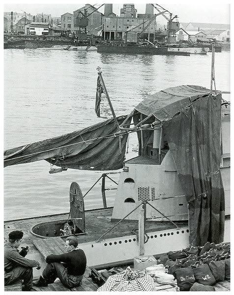 """Les """"U-Boote"""" de la seconde guerre mondiale en photos ..."""