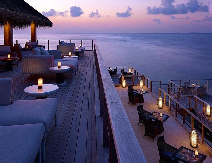 Спокойствие и умиротворение в отеле Dusit Thani Maldives