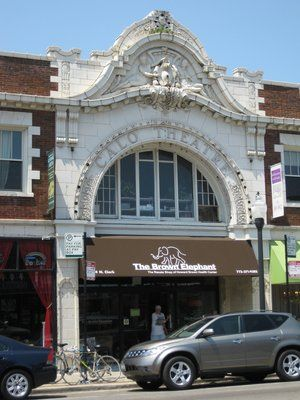 Superior Brown Elephant Clark Street Thrift Store Chicago. Chicago FurnitureChicago  TripConsignment ...