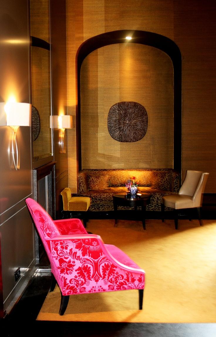 Lobby @ The College Hotel, Amsterdam