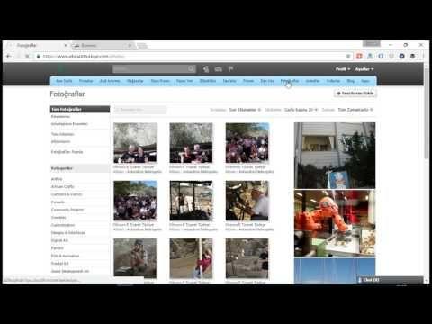 www.eticaretturkiye.com Sitesine Kayıt İşlemleri