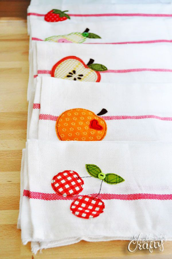 1000 Ideas About Applique Towels On Pinterest  Machine