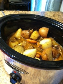 Envy My Cooking: Crock-Pot Roast Beef