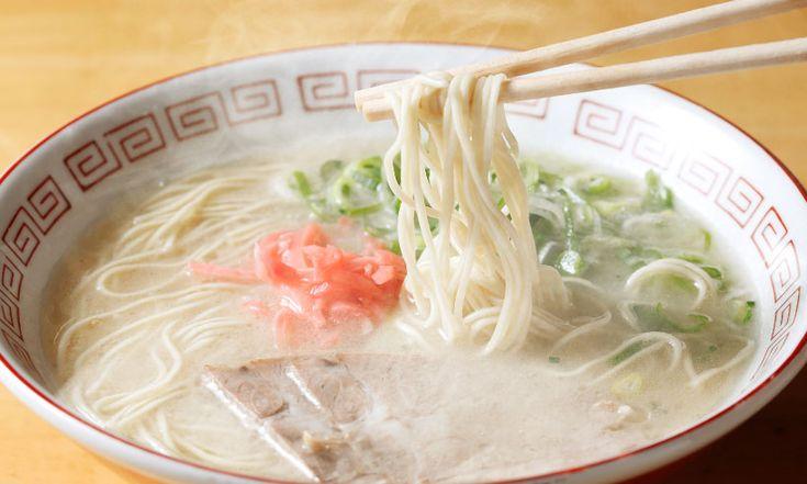 Hakata ramen noodle.  Looking for more information aboout Fukuoka? Go Visit Yoka Navi (Fukuoka city official site). https://yokanavi.com