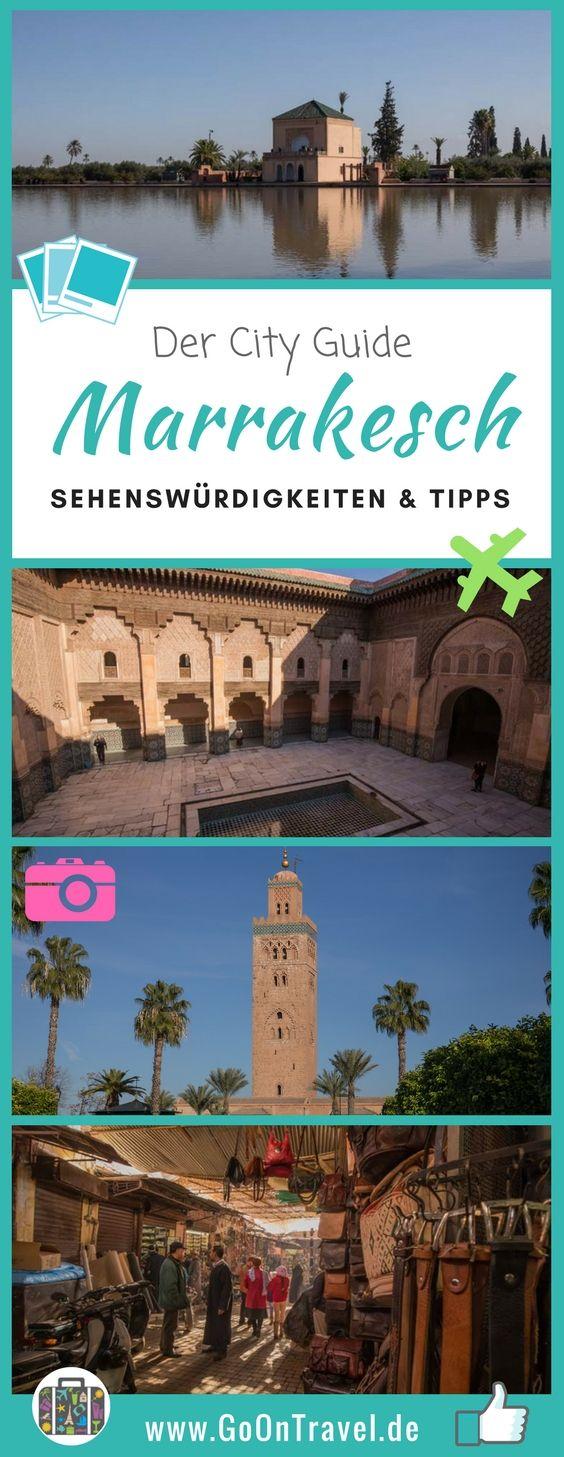 6 wichtige Sehenswürdigkeiten in der Neustadt von #Marrakesch, 9 wichtige (Überlebens-) Tipps für Marrakesch, 9 wichtige Sehenswürdigkeiten in der Medina von Marrakesch, Djamaa El Fna – Das Zentrum von Marrakesch  #DjamaaElFna #MarrakeschTipps #MarrakeschSehenswürdigkeiten