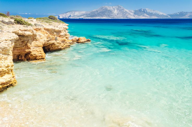 VISIT GREECE| Endless blu in #koufonisia#visitgreece #greece