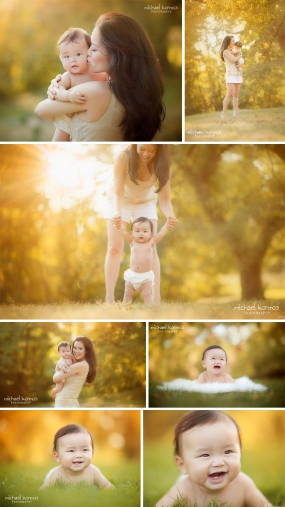 On location NYC baby and family photographer Michael Kormos