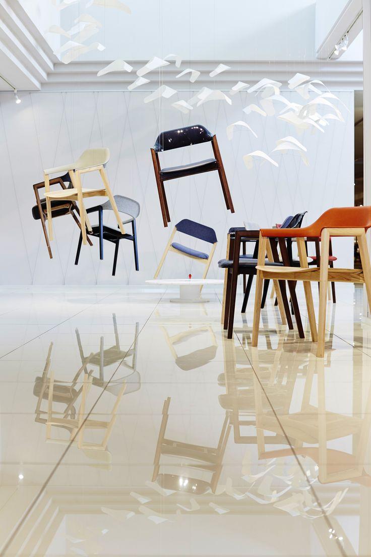 Firm : TEN-KU@CONDE HOUSE ASAHIKAWA / Second floor