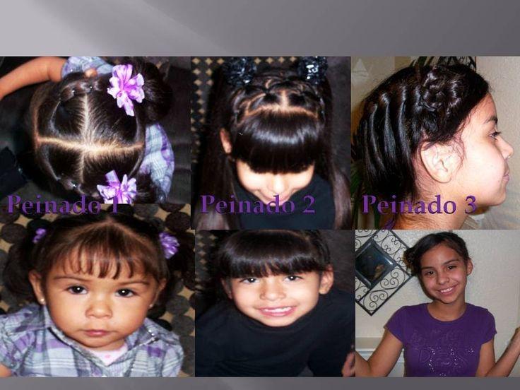 3 Peinados Super Faciles Para Niñas