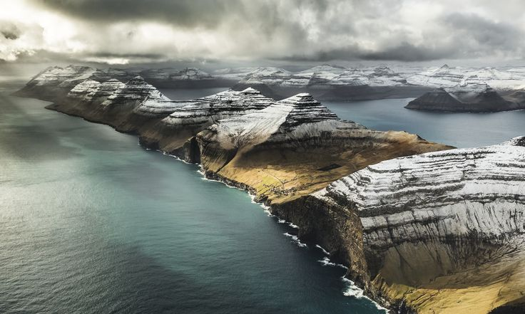 The Faroe Islanders' winter tradition of throwing their doors open to neighbours has inspired a new music festival, with village homes for stages. James Stewart visits Hoyma, and the wild landscape beyond