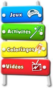 http://www.disney.fr/disney-junior/contenu/videos.jsp#/v/Short_cars_toon_heavy_metal-martin Plein d'activité disney, de vidéos, de jeux, coloriages, etc