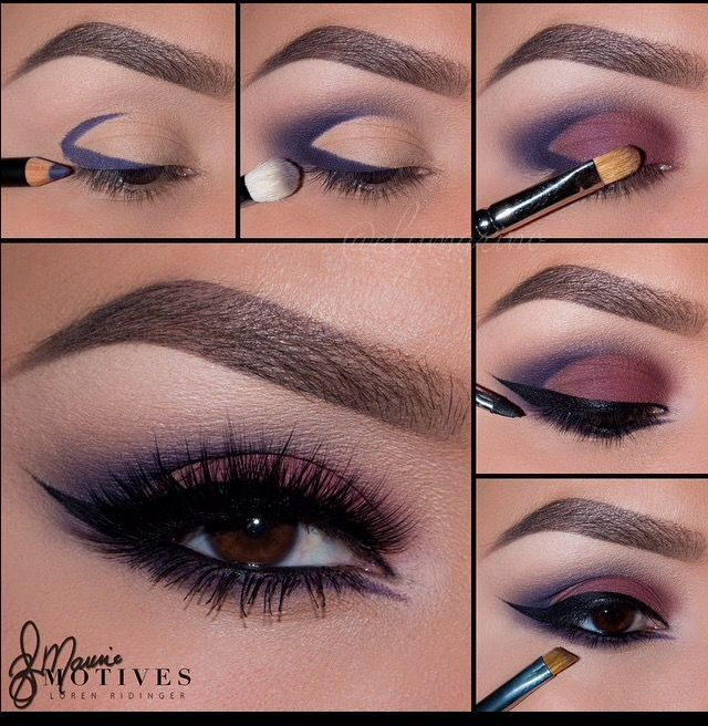 Pin On Summer Fall Makeup Looks