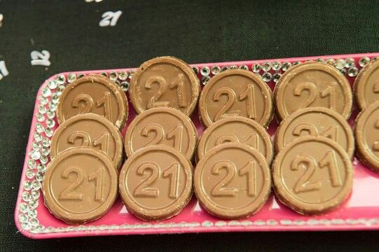 21st Chocolates