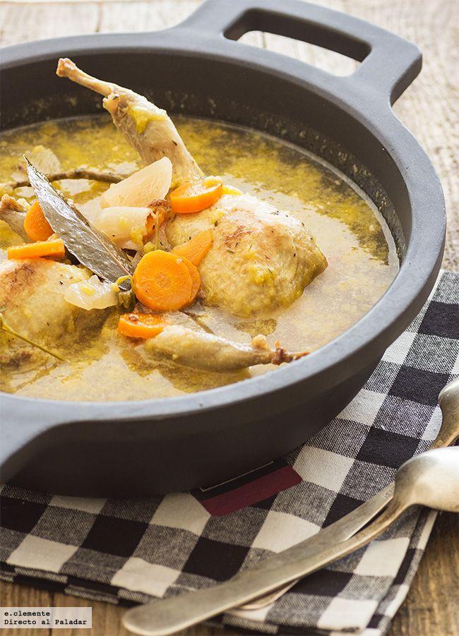 Uno de mis platos preferidos son los escabeches. De carne, de pescado o vegetales me encanta ese sabor ácido que les proporciona el vinagre, y me ...