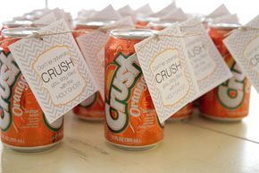 """""""How is the Holy Ghost like a soda can?!"""" When none of them answered, we discussed how it is easy to crush an empty can. But, a can that is filled is extremely difficult. When we fill our lives with the Holy Ghost, we can not be crushed by adversity!"""