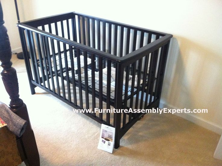 How To Install Child Craft Crib