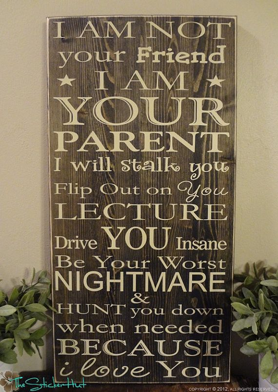 LOVE this! Great idea to hang in your teenagers bedroom.