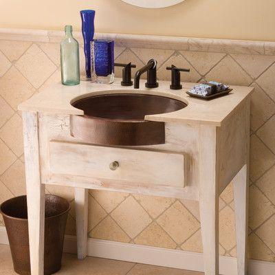 1000 Ideas About Copper Bathroom Sinks On Pinterest