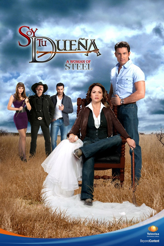 Soy tu Dueña con Fernando Colunga y Lucero  watched it and i liked it