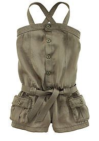 Ralph Lauren girls romper!