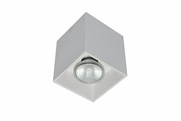 Hálóba - Zuma SQUARE mennyezeti lámpa - 50475-WH - lámpa, csillár, világítás, Vészi lámpa webáruház
