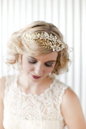 Ethereal headpieces from Portobello Jewelry