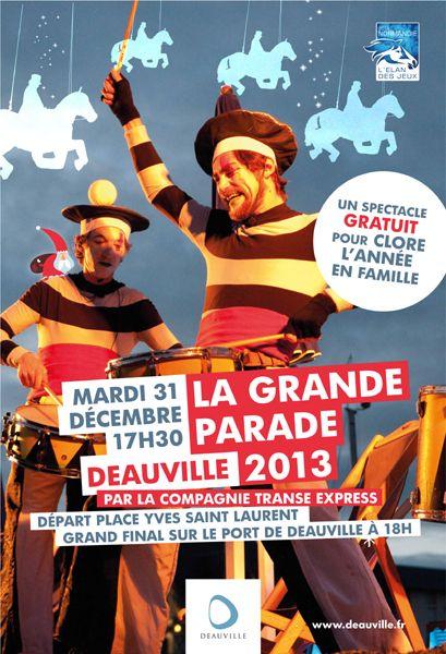 La Grande Parade de Deauville, Normandie
