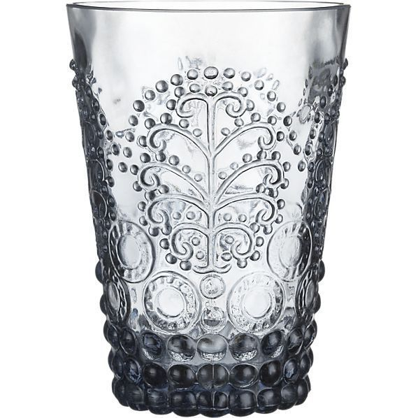 Alegre Glass by Crate and Barrel