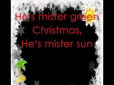 SNOW & HEAT MISER SONG - with LYRICS