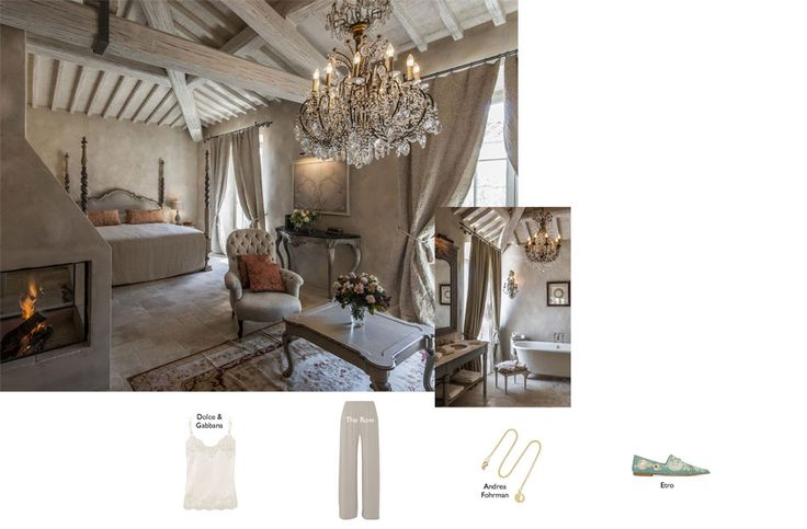 Sweet dreams are made of these…  Read more from NET-A-PORTER on where to go for… A chic sleep