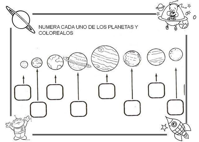 17 mejores ideas sobre Sistema Solar en Pinterest | Actividades ...