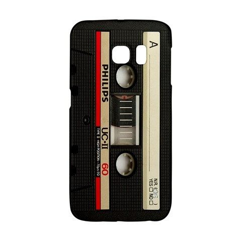 Vintage Cassette Tape Samsung Galaxy S3/S4/S5/S6/S6 EDGE/S7/S7 EDGE/NOTE 2/NOTE 3/NOTE 4/NOTE 5 Case Wrap Around