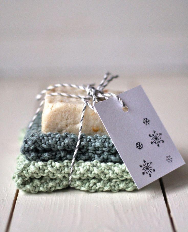 Seife selber machen als Geschenkidee auf