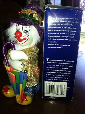 68 Best Porcelain Clowns Images On Pinterest Clowns