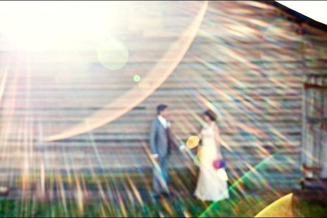 Tash & Wendell's stop motion wedding