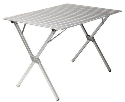 En nuestra tienda online las cosas más últiles para tu hogar: Grand Canyon Alu Folding Table - Mesa de camping, color gris #homedecor #garden #hogar #jardin #decoracion