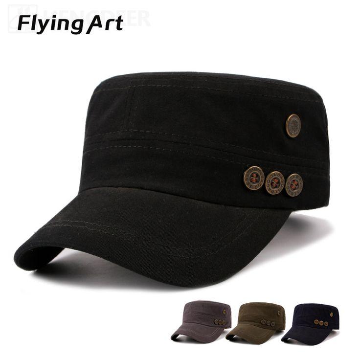 $4.79 (Buy here: https://alitems.com/g/1e8d114494ebda23ff8b16525dc3e8/?i=5&ulp=https%3A%2F%2Fwww.aliexpress.com%2Fitem%2FFlying-Art-Adult-outdoor-travelling-flat-army-hats-women-and-men-summer-baseball-caps-Brand-flat%2F32787549932.html ) Flying Art Adult outdoor travelling flat army hats women and men summer baseball caps Brand flat hat for just $4.79