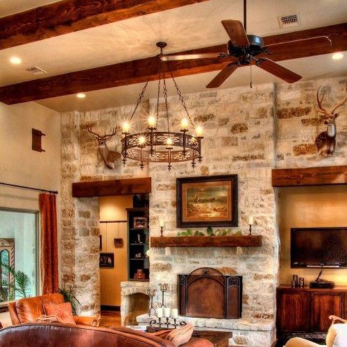 Texas Hill Country Home   Home decor   Pinterest   Texas ...