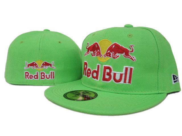New era red bull cap 001