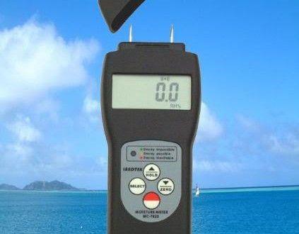 Alat Ukur Kadar Air Kayu MC-7825P merupakan alat ukur kadar air pada kayu yang bisa dibilang sebagai alat pengukur kadar air yang multi fung...
