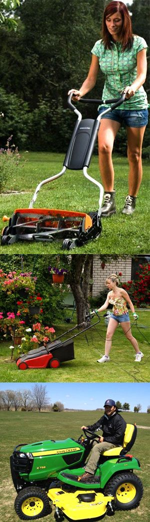 Popular Lawn Mowers Compared