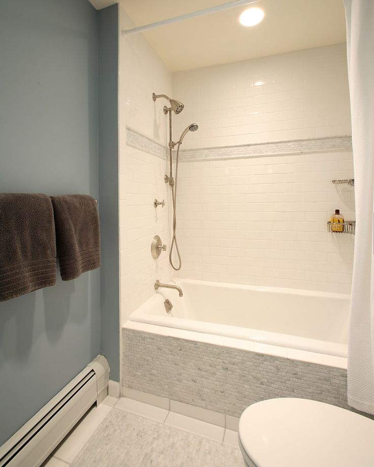 Kids Bath   Trim For Accent Tile In Shower