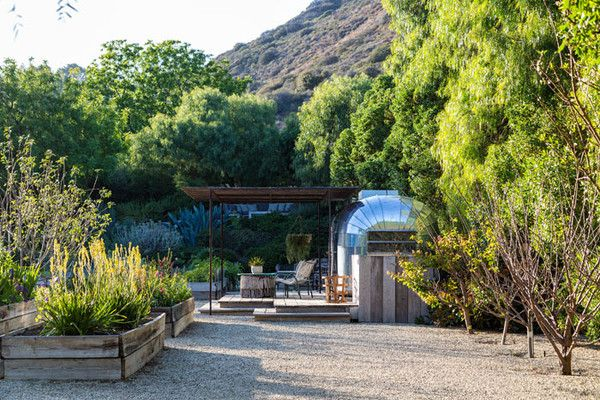 The Home Away from Home - Patrick Dempsey's Malibu Home - Photos