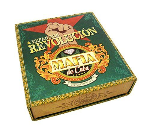 Mafia De Cuba Exp Revolucion De Cuba Board Game * Click image for more details.