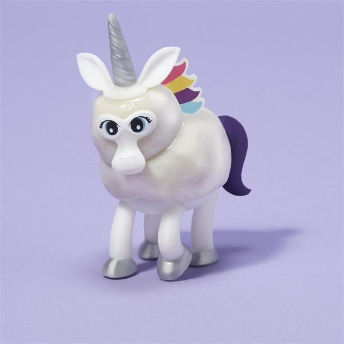 Miracle Melting Unicorn with Glitter Putty