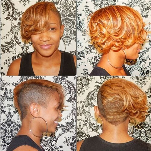 50 Most Captivating African American Short Hairstyles Black Women Curly And Bobs